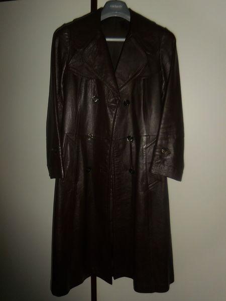 manteau cuir femme 30 Draveil (91)