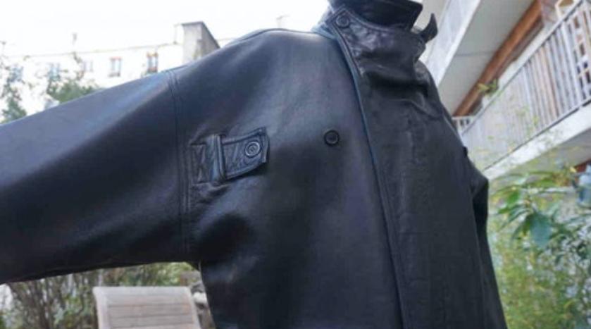 Manteau cuir luxe 230 Paris 3 (75)