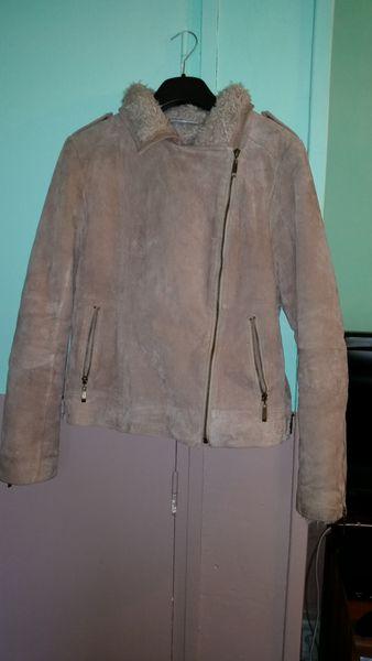 Manteau en cuir de porc 45 Amiens (80)