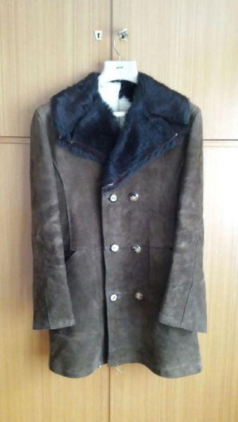 Manteau cuir veritable  3/4 50 Firminy (42)