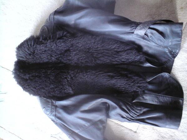 manteau cuir 250 Bourg (33)
