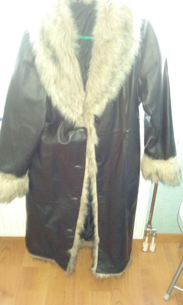 manteau cuir  70 Rixheim (68)