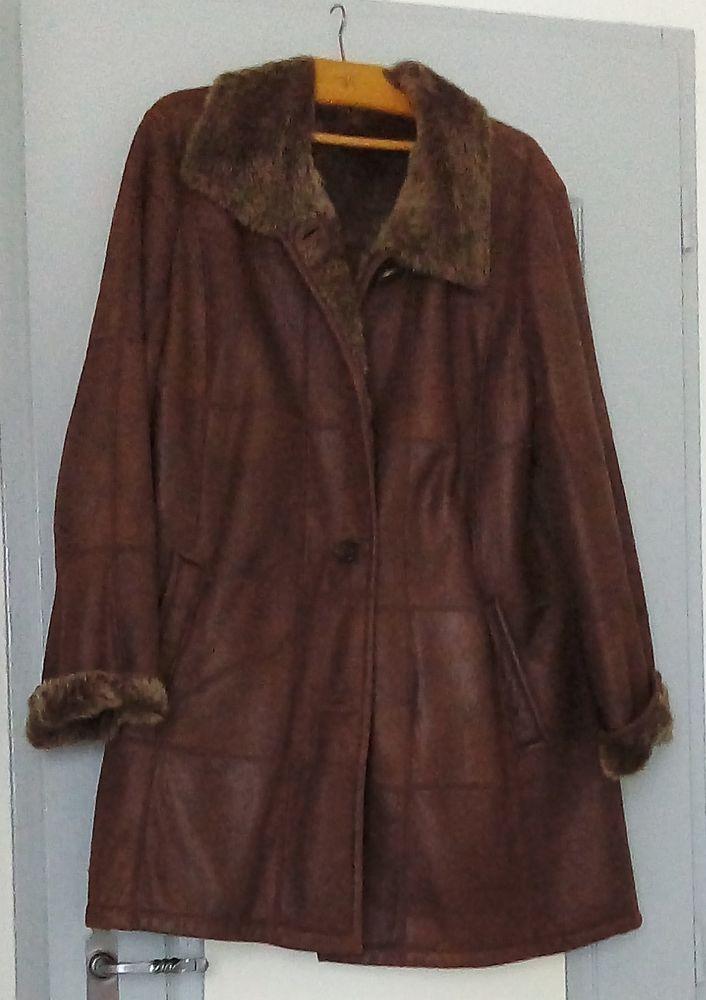Manteau cuir 50 Saint-Maurice-de-Cazevieille (30)