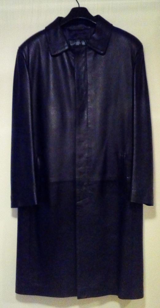 manteau cuir 200 Montgeron (91)