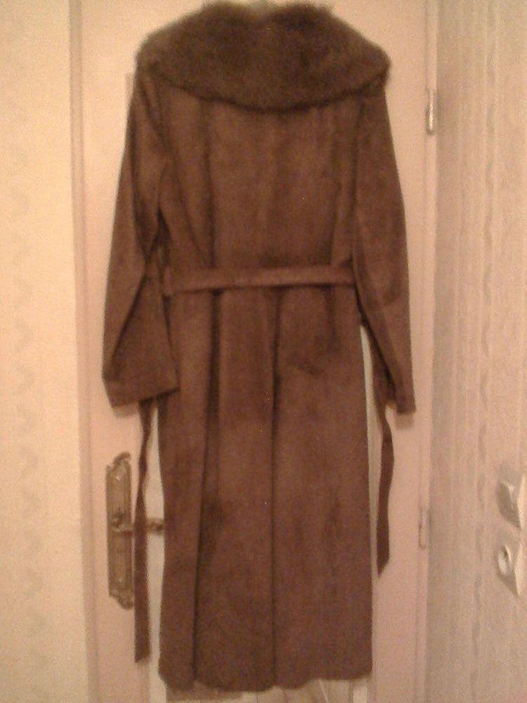Manteau daim/fourrure véritable 400 Rosny-sous-Bois (93)