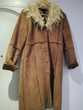 Manteau en daim Vêtements