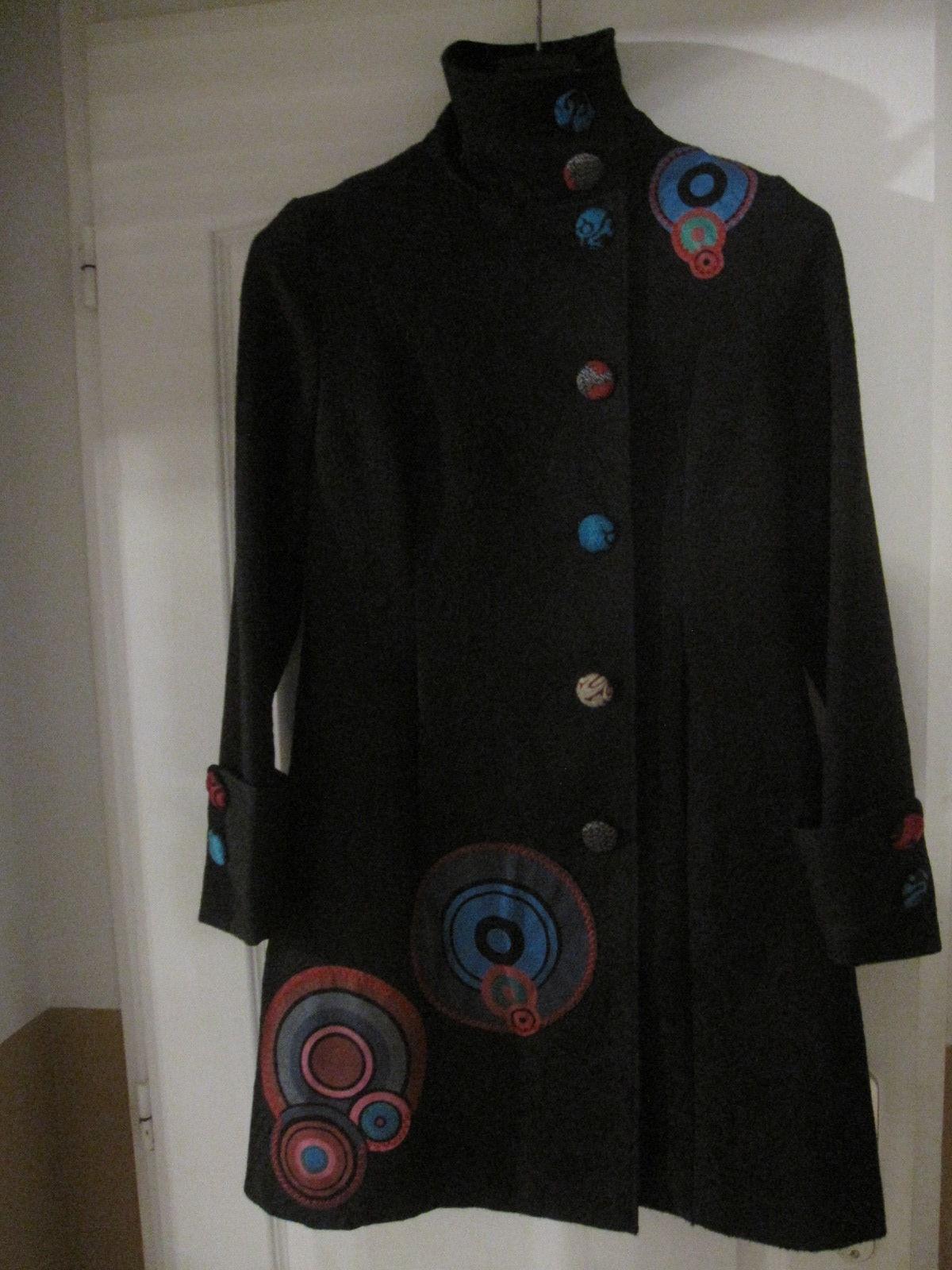 Manteau dy design seprit desigual taille M 35 Saint-Jean-Pla-de-Corts (66)