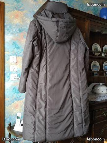 Manteau/doudoune à capuche 50 Marmagne (71)