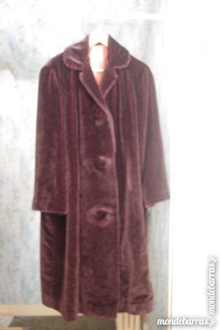 Manteau en fausse fourrure 40 Ris-Orangis (91)