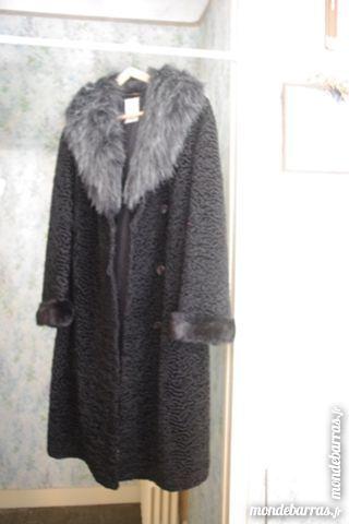 Manteau femme en Astrakan 200 Ris-Orangis (91)