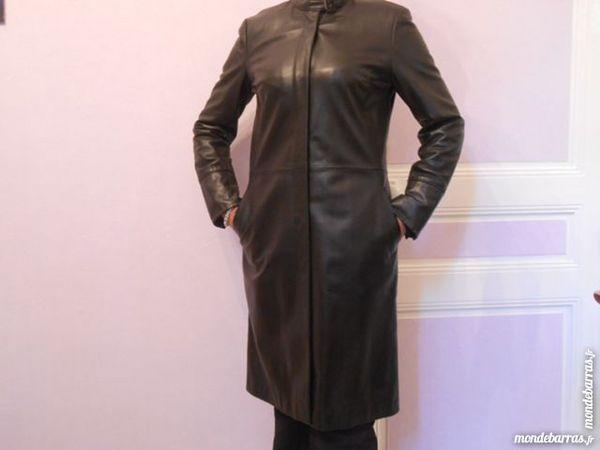 Manteau femme en cuir 90 Toulon (83)