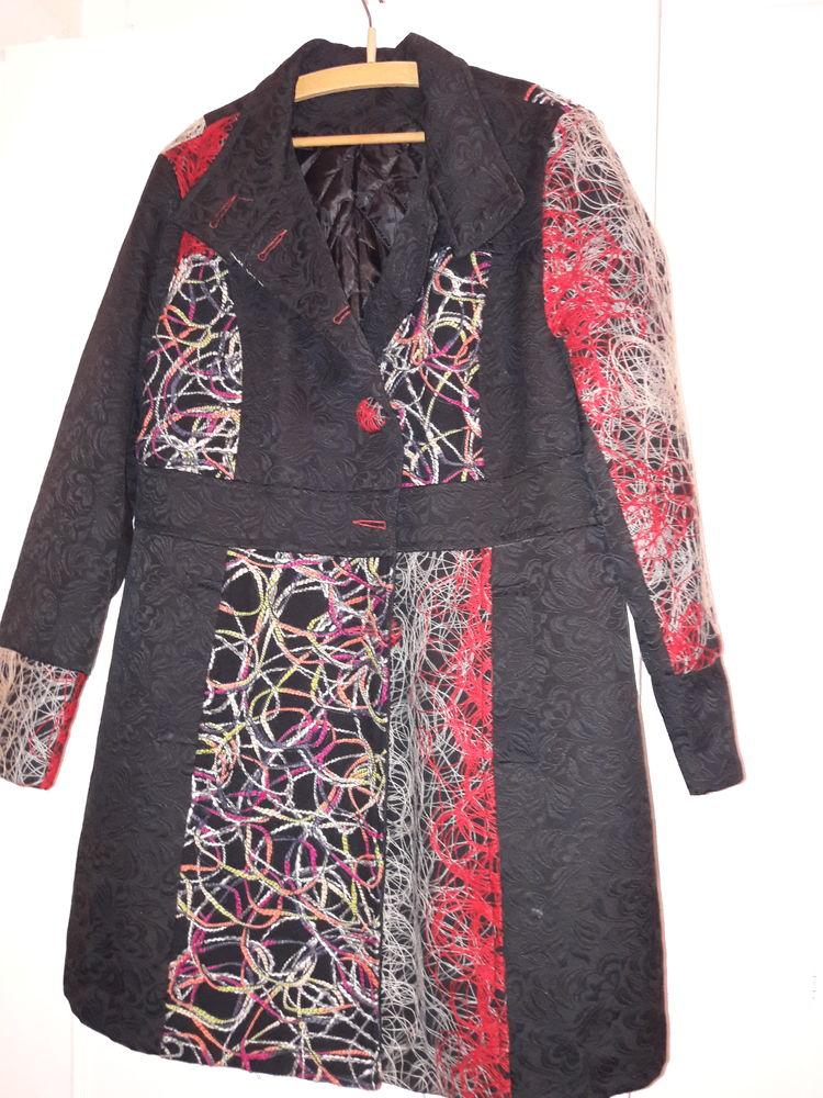 manteau femme grande taille 0 Creysse (24)