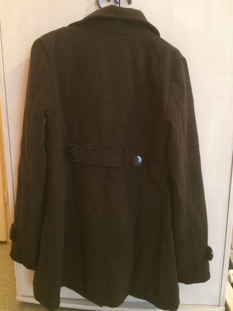 Manteau femme gris Jennyfer - Taille M 9 Bourg-en-Bresse (01)