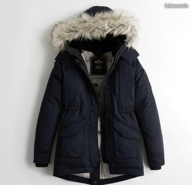 manteau femme holister  30 Lille (59)