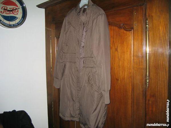 manteau femme «marron glacé» 9 Corbeil-Essonnes (91)