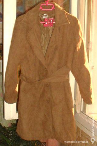 Manteau femme taille L 42-44 30 Montreuil (93)