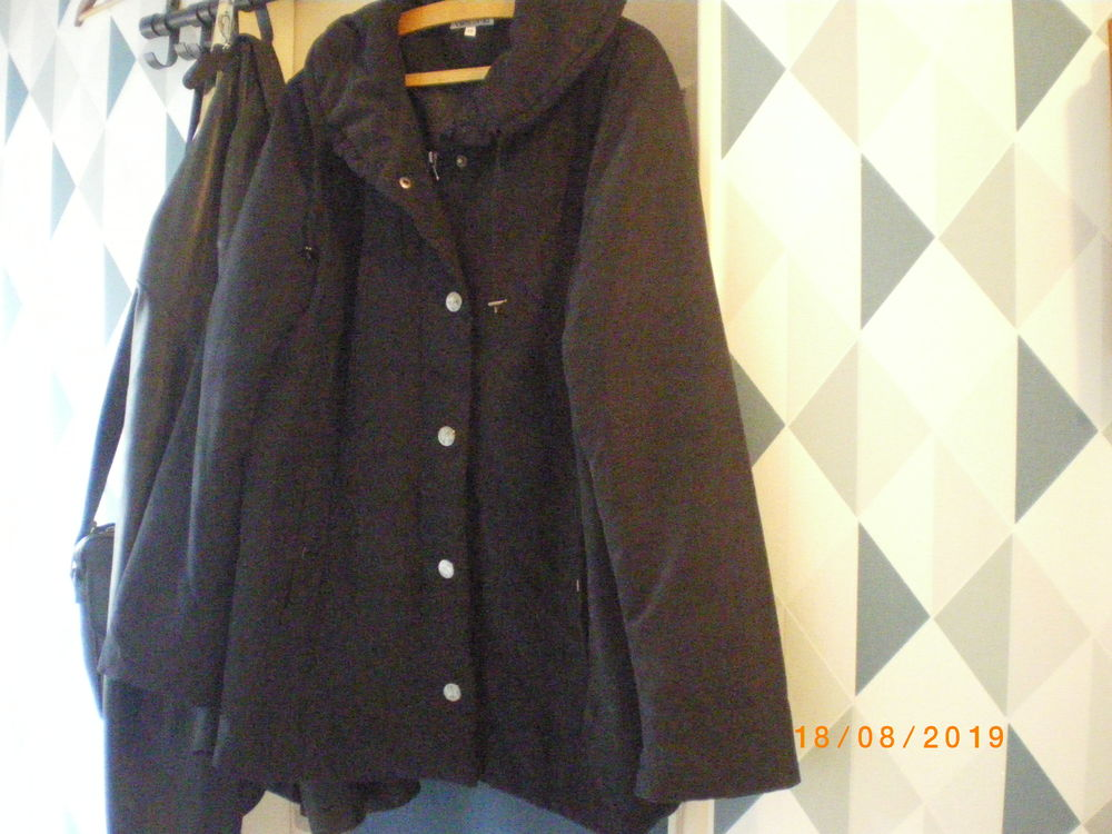 manteau femme - taille 48 15 Airvault (79)