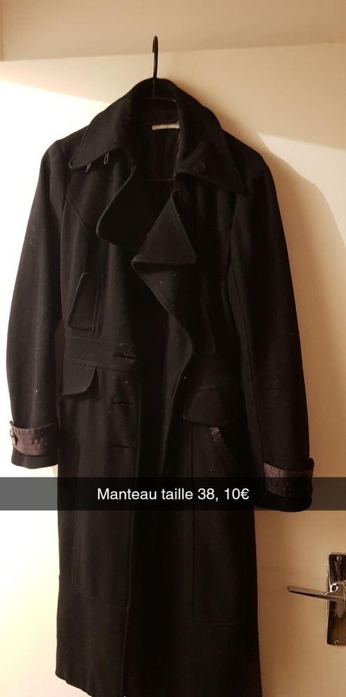 Manteau femme taille 38 10 Beauvais (60)