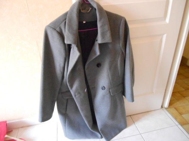 manteau femme taille 46 jacqueline riu neuf 85 Saint-Donat-sur-l'Herbasse (26)
