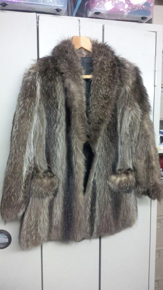 Manteau femme en vison ancien 0 Gardanne (13)
