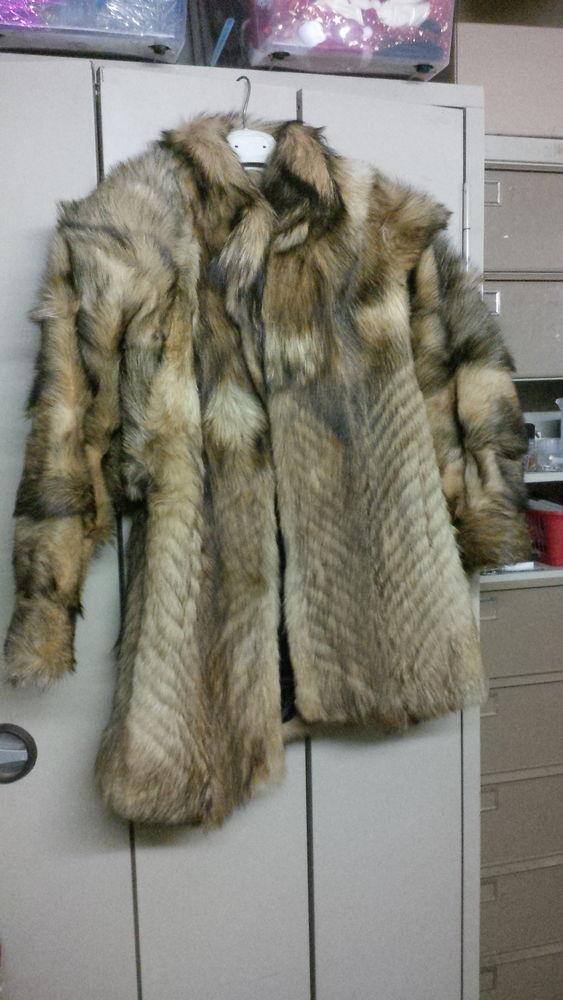 Manteau femme en vison echt pelz 0 Gardanne (13)