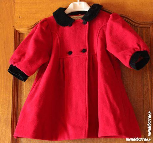 manteau fille 12 mois 7 Cramont (80)
