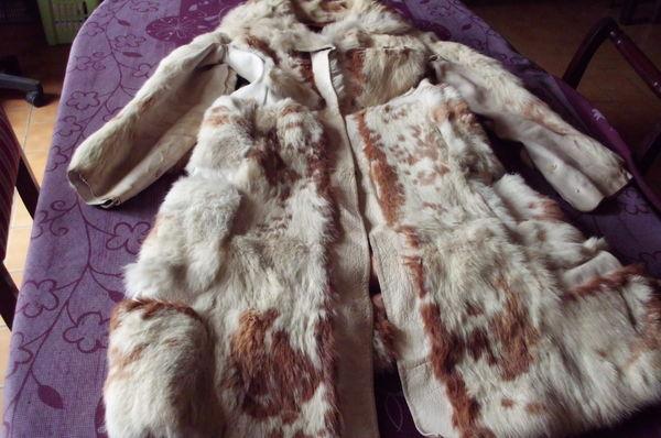 manteau fourrure lapin 60 Clérieux (26)