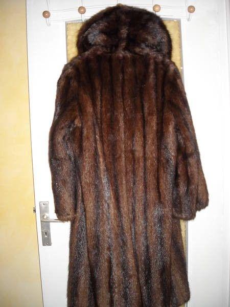 vente manteau fourrure occasion