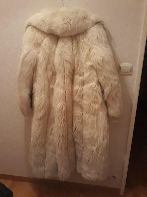 manteau fourrure renard 280 Guyancourt (78)