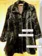 Manteau fourrure synthétique C&A marron marbré T40 Vêtements