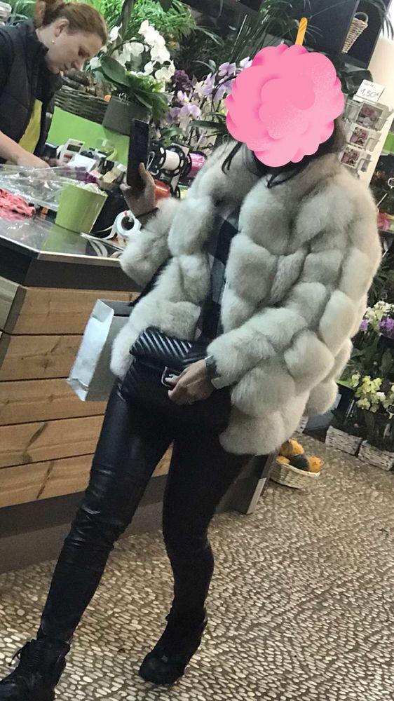 Manteau de fourrure venant de Russie 0 Paris 20 (75)