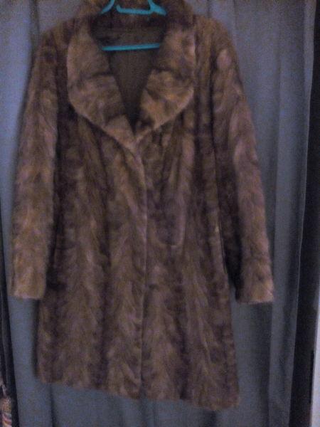 manteau de fourrure en vison 0 Saint-Malo (35)