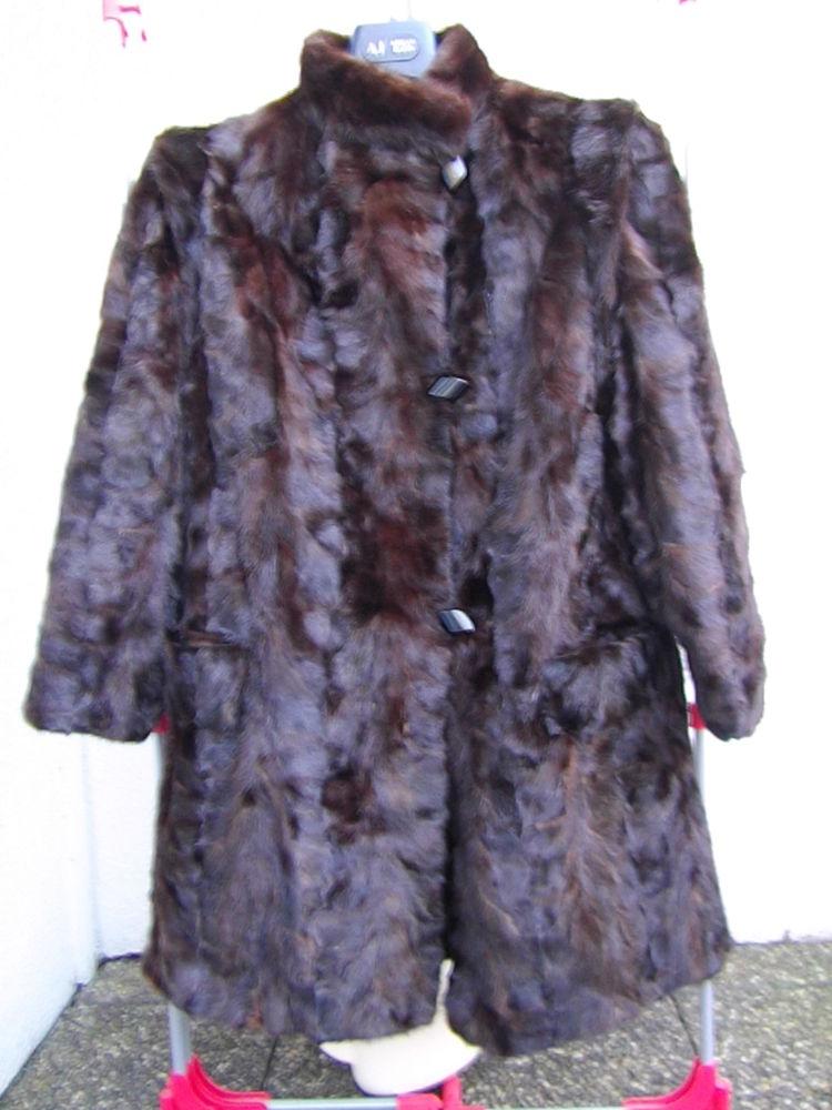manteau de fourrure en vison 749 Strasbourg (67)