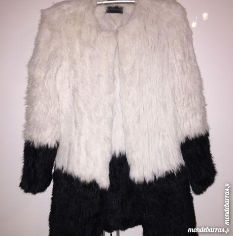 manteau fourrure Zadig et Voltaire Deluxe 1000 Meulan-en-Yvelines (78)