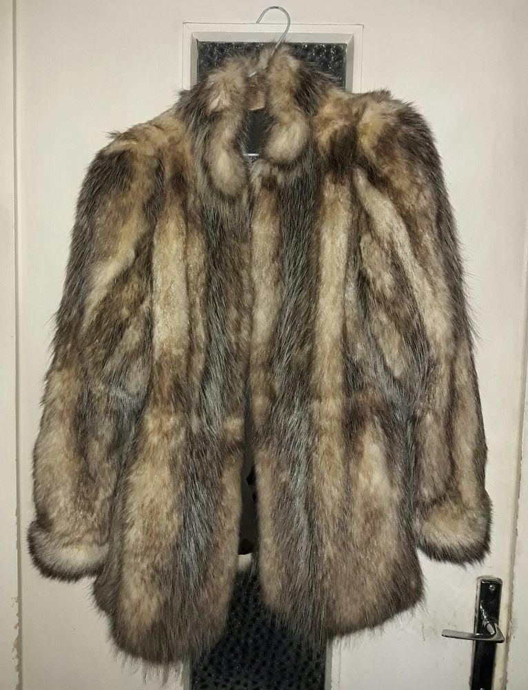 manteau de fourrure 150 Saint-Égrève (38)