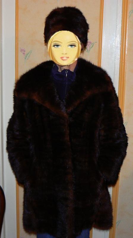 manteau de fourrure 100 Coulommiers (77)