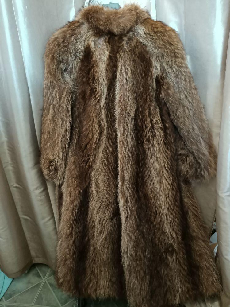 Achetez manteau de fourrure occasion, annonce vente à Noisy