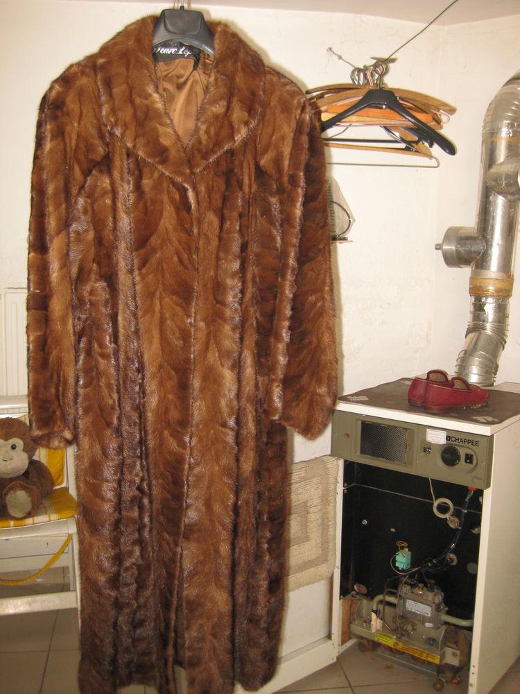 Manteau de fourrure Vêtements