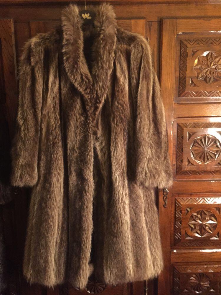 Manteau de fourrure. 200 Toulouse (31)