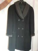 Manteau gris anthracite 30 Quimper (29)