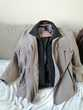 Manteau homme gris Vêtements