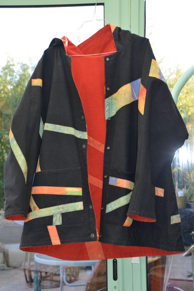manteau imperméable création artisanale 100 Nieuil-l'Espoir (86)