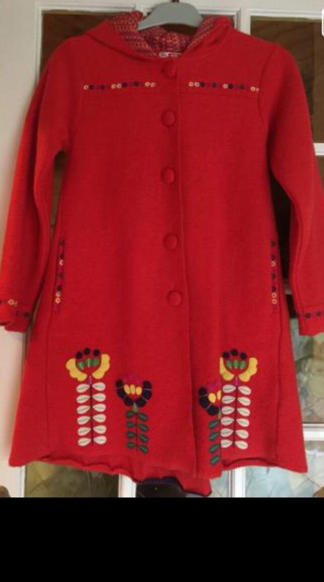 manteau en laine du pareil au même 20 Neuve-Église (67)