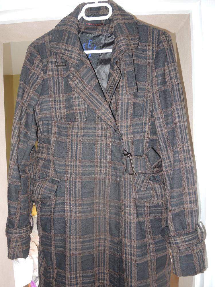manteau long avec ceinture (bouche métal) Eddy's Jackets 15 Vannes (56)