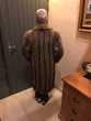 manteau long femme en marmotte veritable Vêtements