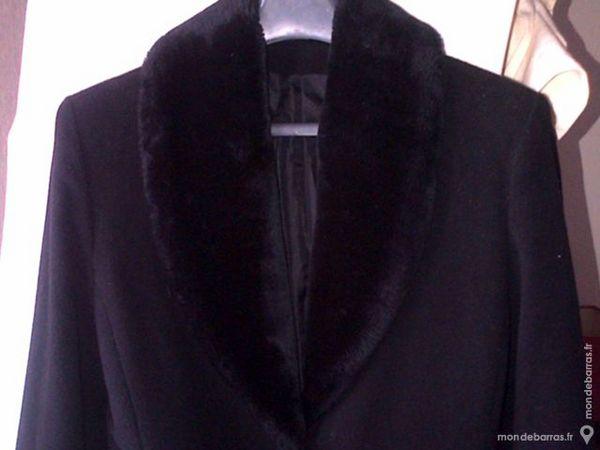 manteau long noir 20 Paris 20 (75)
