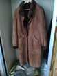 manteau long en  peau retournée 130 Brive-la-Gaillarde (19)
