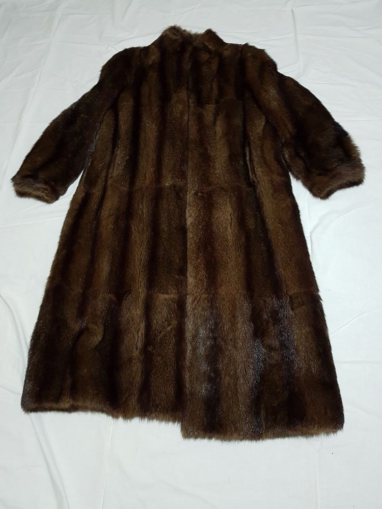 Manteau en  marmotte 250 Esches (60)