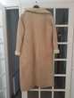 Manteau mouton femme Vêtements