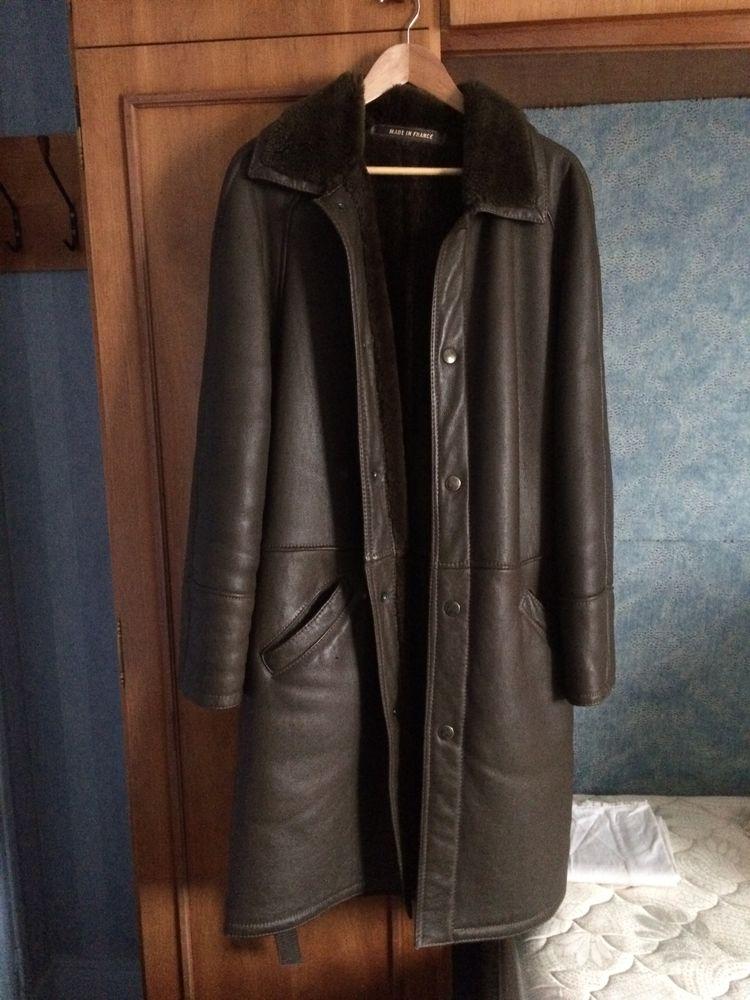 Manteau mouton retourné  100 Le Pré-Saint-Gervais (93)